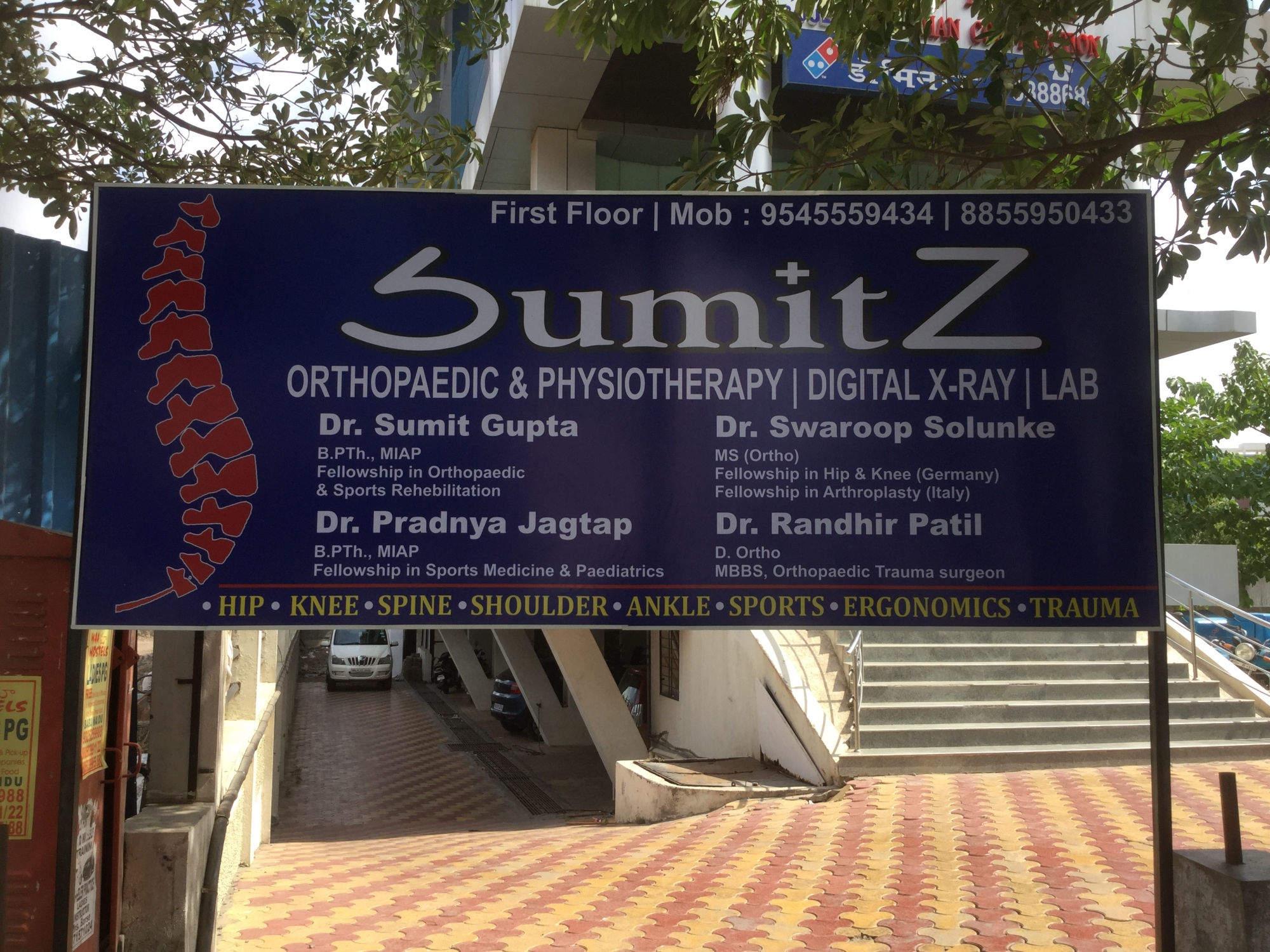 Dr  Ashish Ranade